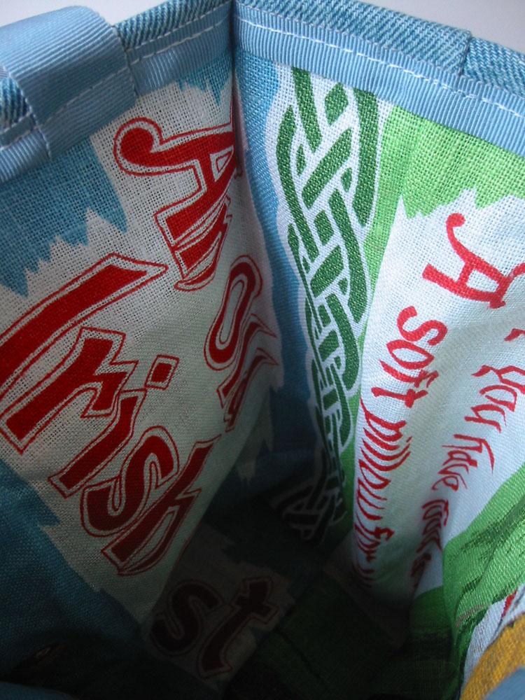 Repurposed lunch bag5